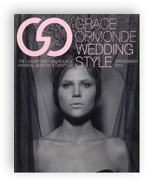 January 2013 - Grace Ormonde Wedding Style