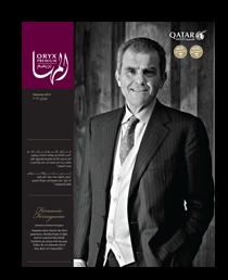 February 2013 - Oryx Premium Magazine