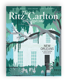 July 2013 - The Ritz-Carlton Magazine