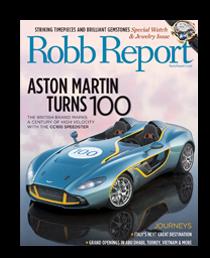November 2013 - Robb Report