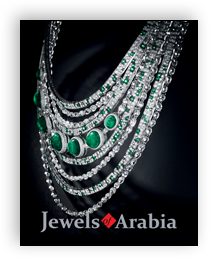 January 2014 - Jewels of Arabia - 2014 Coffee Table Book