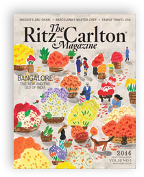 February 2014 - The Ritz Carlton Magazine